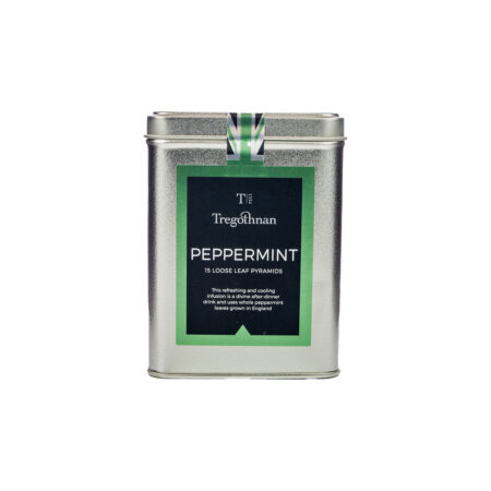 Tregothnan Peppermint Tea 15 Loose Leaf Pyramids