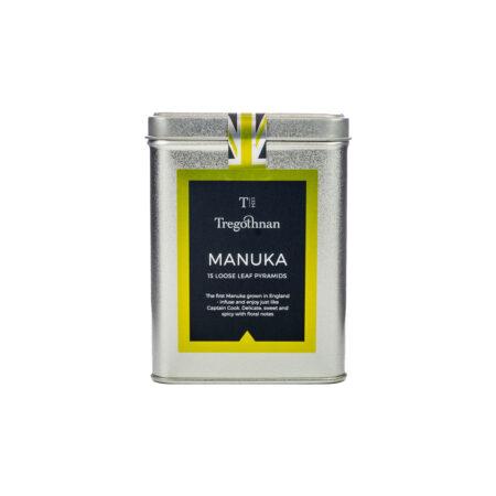 Tregothnan Manuka Tea 15 Loose Leaf Pyramids