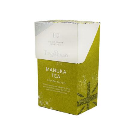 Tregothnan Manuka Tea 21 Sachet Box