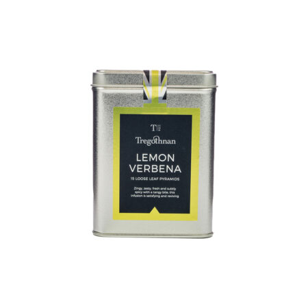 Tregothnan Lemon Verbena Tea Loose Leaf Pyramids