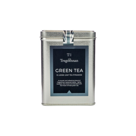 Tregothnan Green Tea 15 Loose Leaf Pyramids