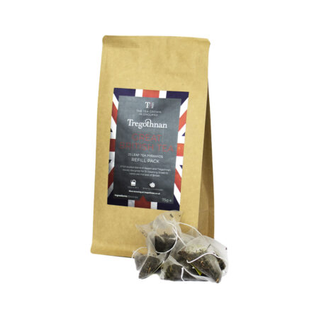 Tregothnan Great British 25 Loose Leaf Pyramid Refill