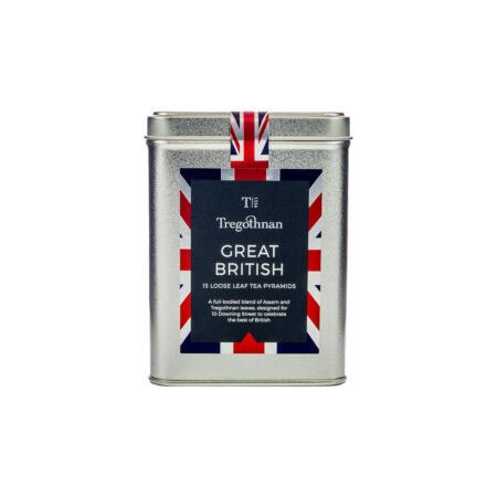 Tregothnan Great British Tea 15 Loose Leaf Pyramids