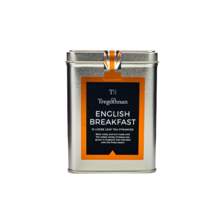 Tregothnan English Breakfast Tea 15 Loose Leaf Pyramids