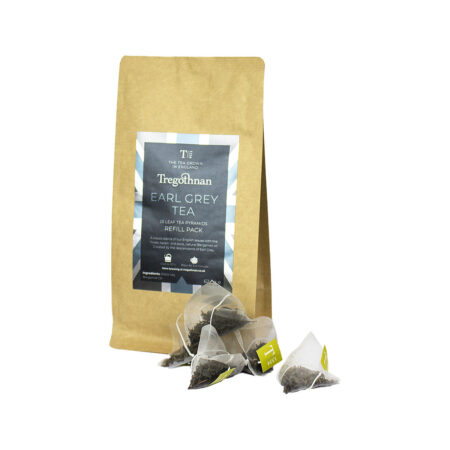 Tregothnan Earl Grey 25 Loose Leaf Tea Pyramids Refill