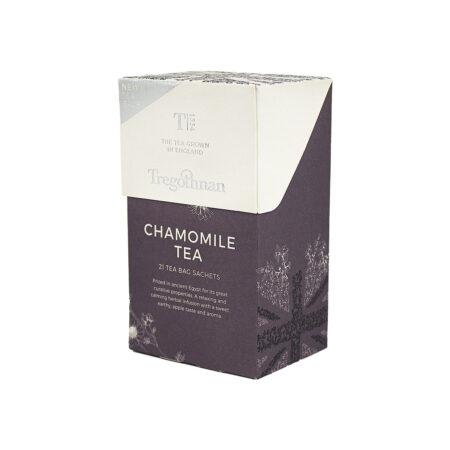 Tregothnan Chamomile Tea 21 Sachet Box