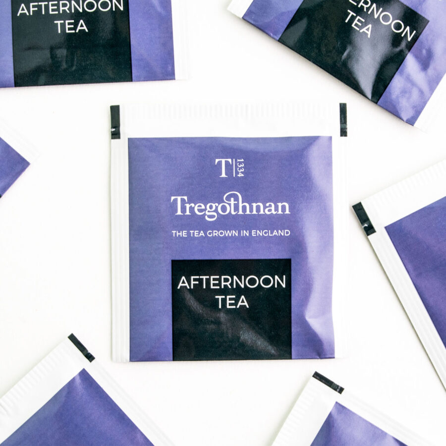 Tregothnan Afternoon Tea 21 Sachet Box