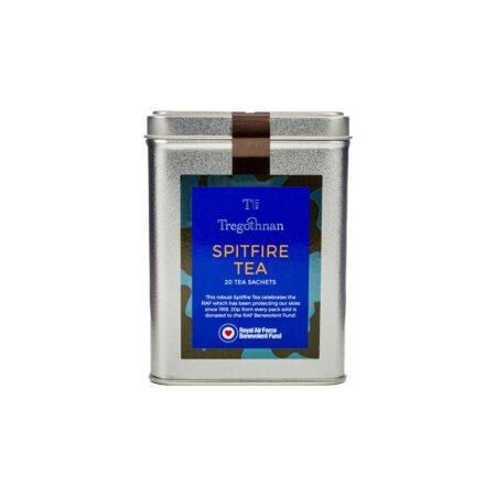 Tregothnan Spitfire Tea 20 Sachet Tin