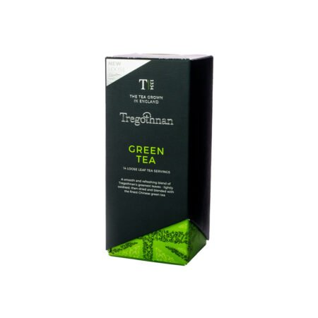 Tregothnan Green Tea Loose Leaf 14 Servings