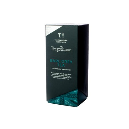 Tregothnan Earl Grey Tea Loose Leaf 14 Servings NEW
