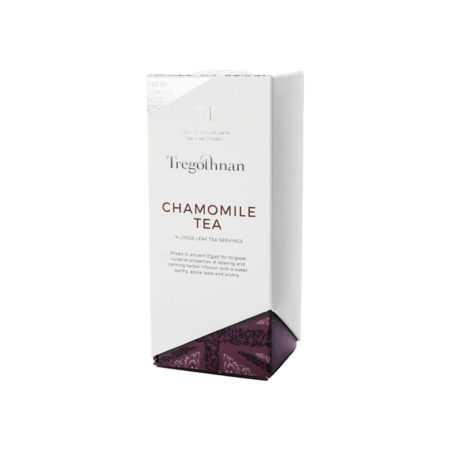 Tregothnan Chamomile Tea Loose Leaf 14 Servings