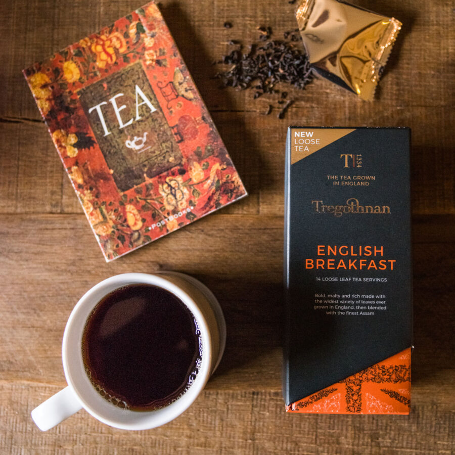 Tregothnan Breakfast Tea Loose Leaf 14 Servings
